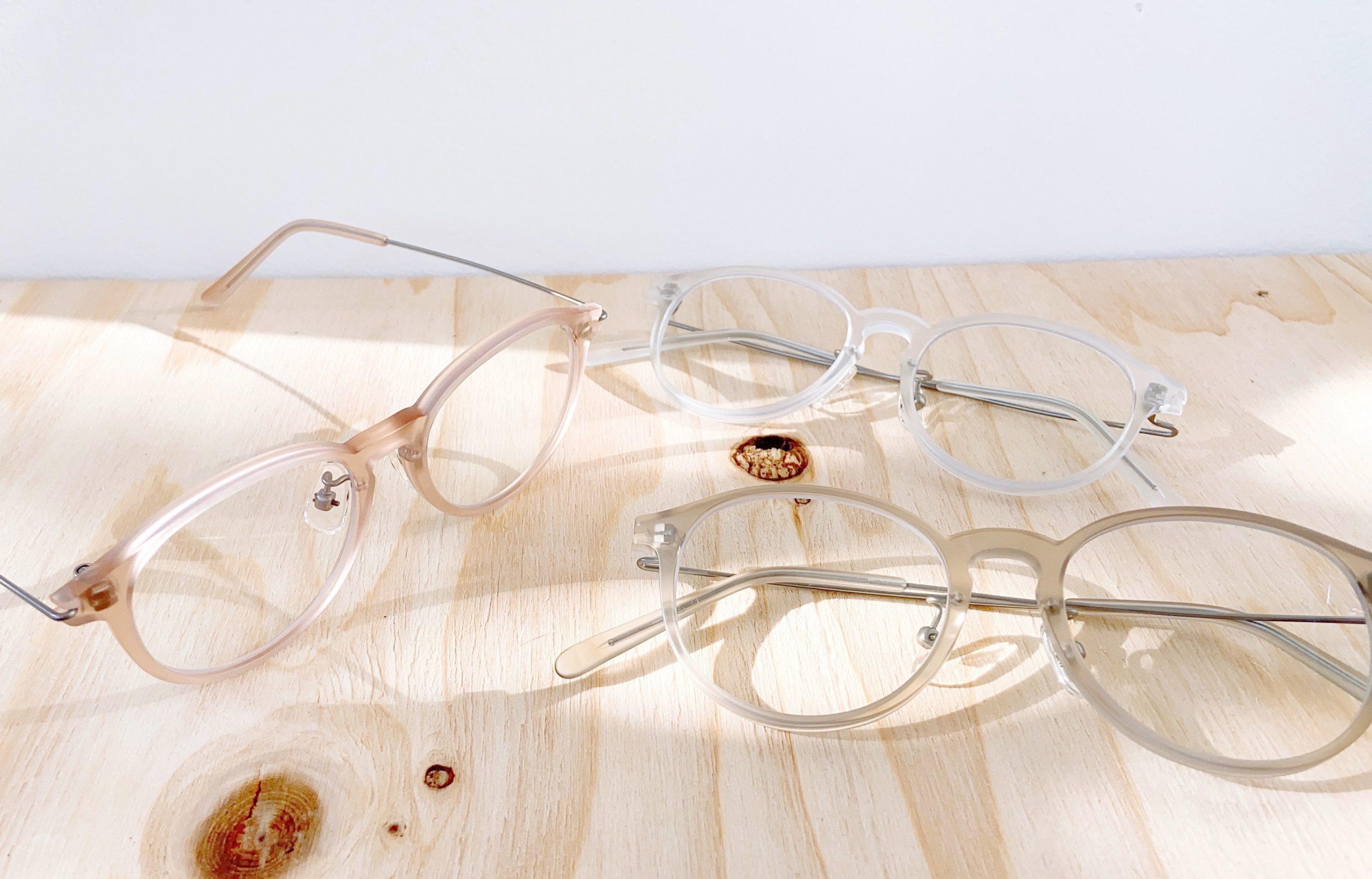 COUJU-5サイズ展開メガネ-